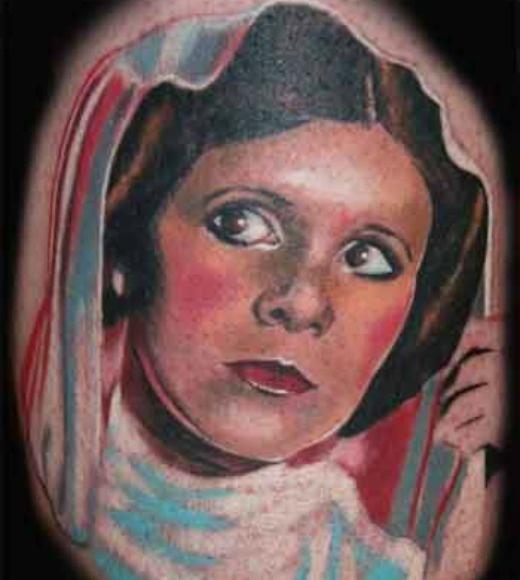 Princess Leia. | Body Art | Pinterest: http://pinterest.com/pin/96616354476857114/