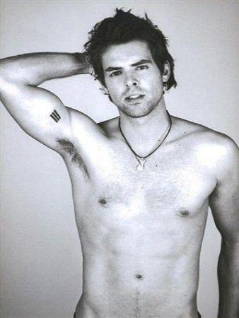 Shirtless Jason Thompson Hello Handsome Pinterest