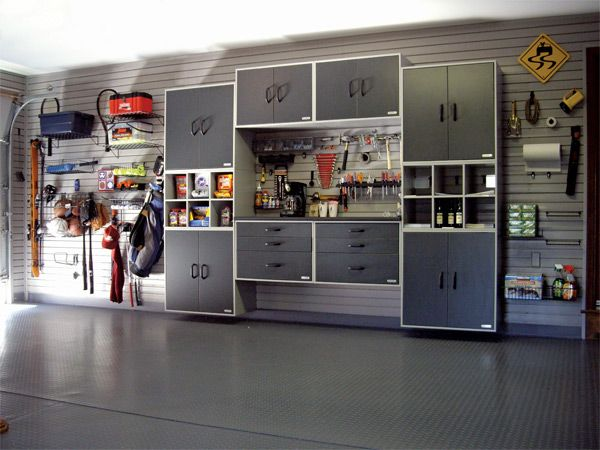 Garage Makeovers Glamorous With Garage Makeover Organization Pictures