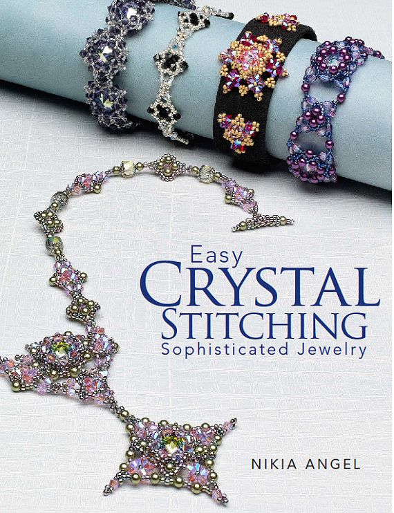 Autographed  Easy Crystal Stitching Elegant Jewelry  by Nikia, $17.95