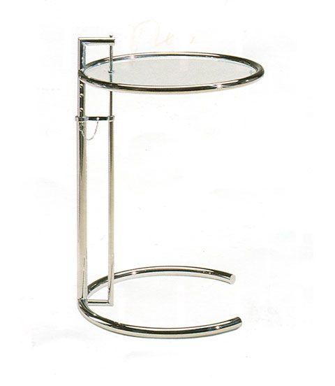 eileen gray tisch eg 777 lebensraum pinterest. Black Bedroom Furniture Sets. Home Design Ideas