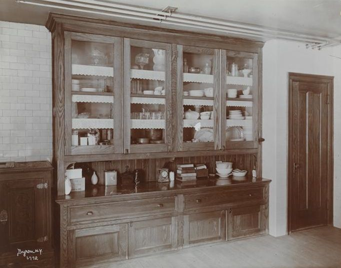 Kitchen Harlem Brownstone Circa 1899 Lovely Homes