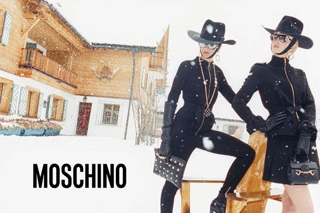 #moschino #black #nero