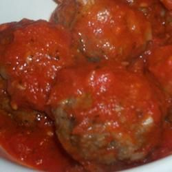 Meatball Nirvana Recipe — Dishmaps