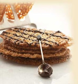 Florentine Cookies | baking | Pinterest
