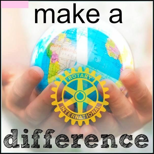 Make A Difference Services Rotary Does Pinterest