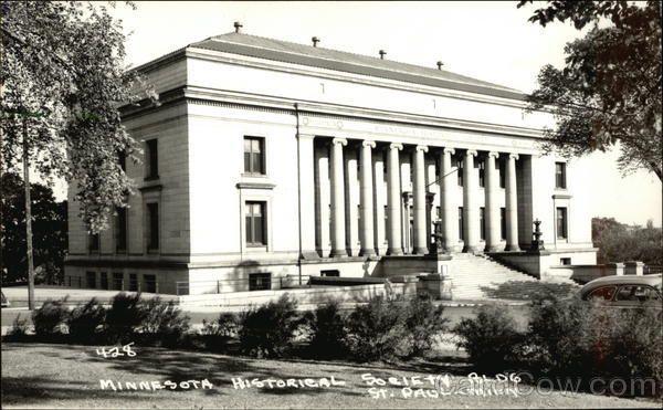 Minnesota Historical Society Building | Lovin Old Minnesota | Pintere ...