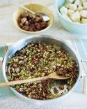 Cornbread, Bacon, Leek, and Pecan Stuffing | Recipe