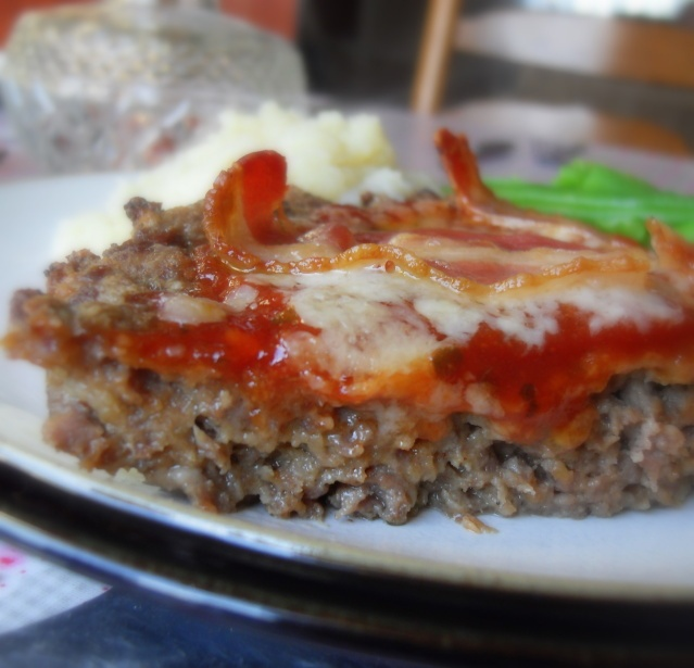 Meat Loaf pie | Yummy Foods to Try | Pinterest