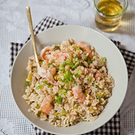 Dirty Rice with Shrimp | I'm a Foody! | Pinterest