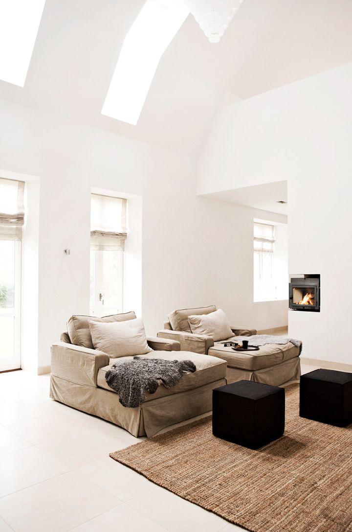 Swedish Interior Design  living style  Pinterest