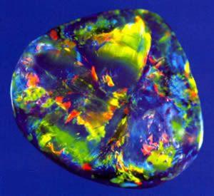 Harlequin opal   Opal ...