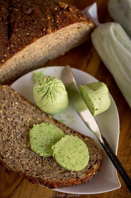 Ramps Compound Butter by lyudavitaya, via Flickr