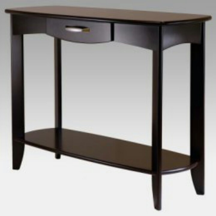 Console Table To Go Behind Sofa DIY Projects Pinterest