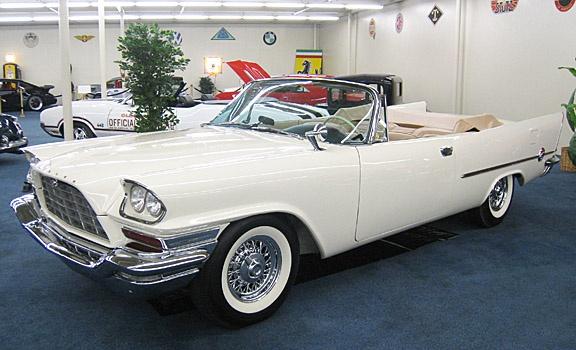 1957 Chrysler 300c Chrysler 300 History Pinterest