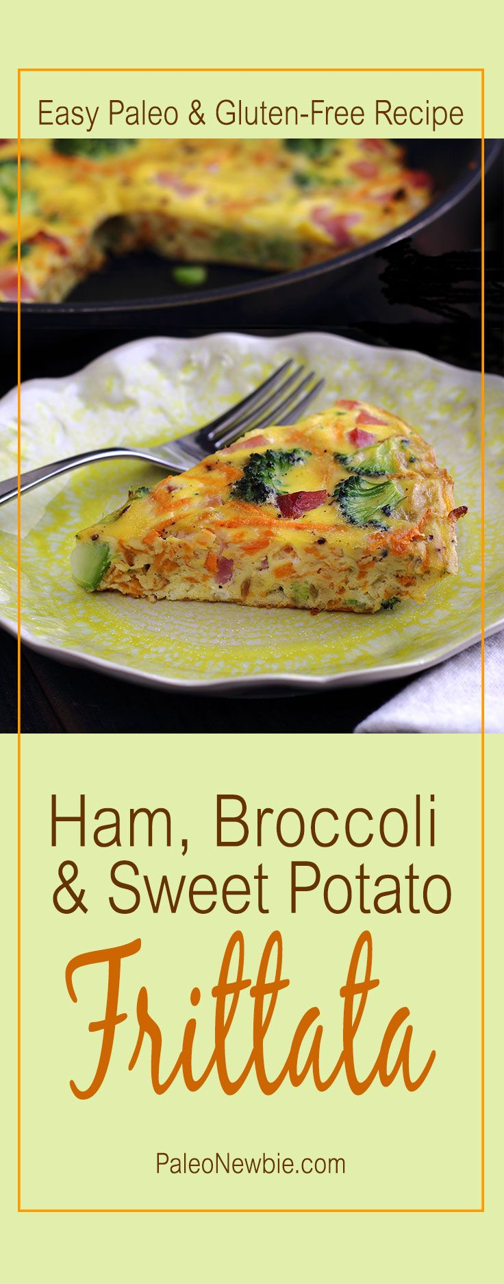 Easy-to-make, fully-loaded, paleo Power Breakfast Frittata. Packed ...
