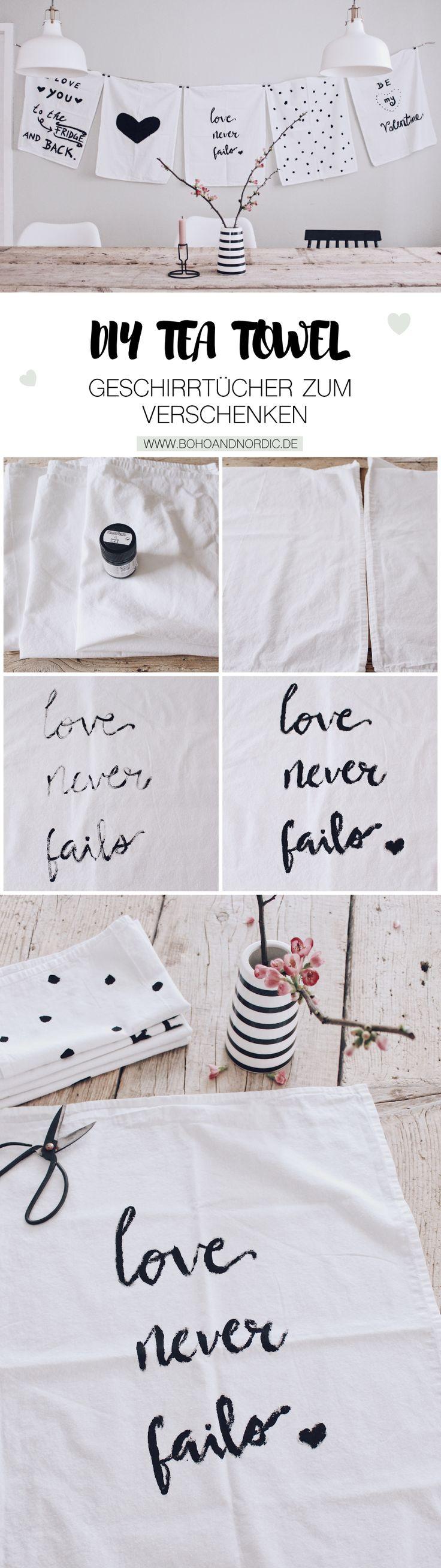 Die besten 25+ Geschenke zum Valentinstag selbst machen Ideen auf ...