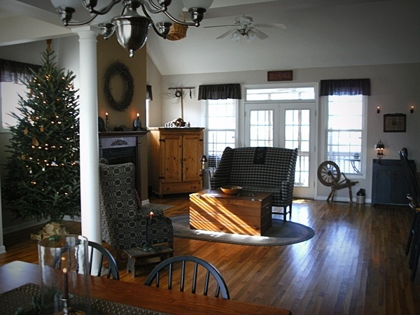 Keeping Room Primitive Colonial Decorating Pinterest
