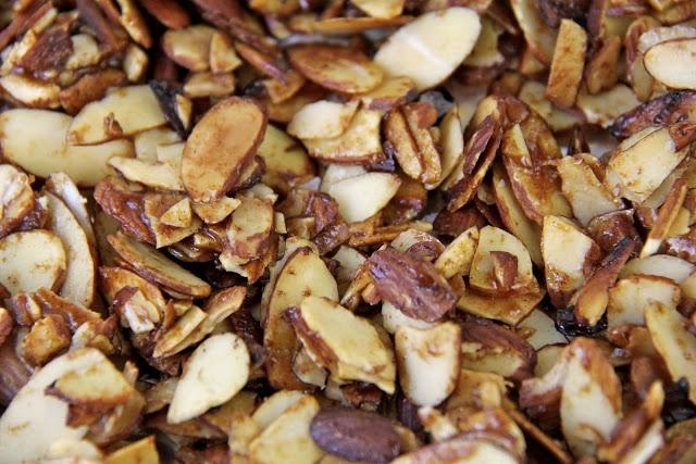 The Café Sucré Farine: Candied & Spiced Almonds