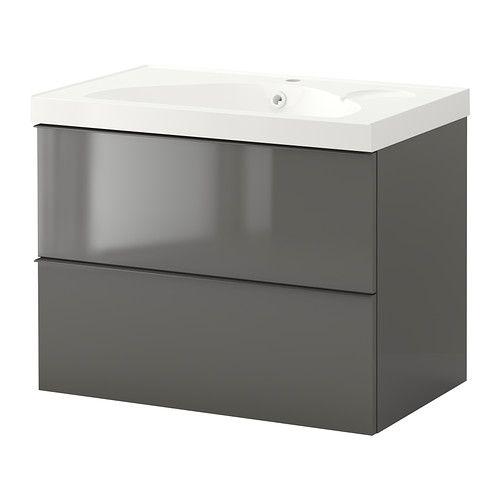 Ikea Godmorgon vanity Width 32 1 4   sink cabinet width 31 1 2