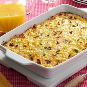 Yummy Sunday Brunch Casserole | Recipes for Dinner