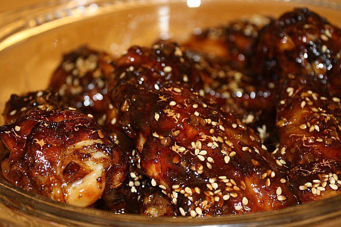 Jamaican Jerk Chicken Wings | Main Dishes | Pinterest