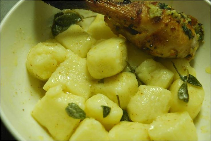 Gluten free gnocchi with potato flour | Gluten free | Pinterest