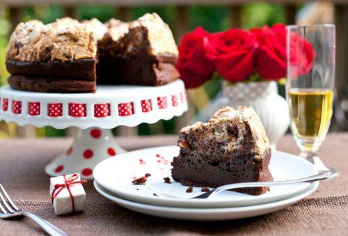 Chocolate and Hazelnut Meringue Cake | The art of food | Pinterest