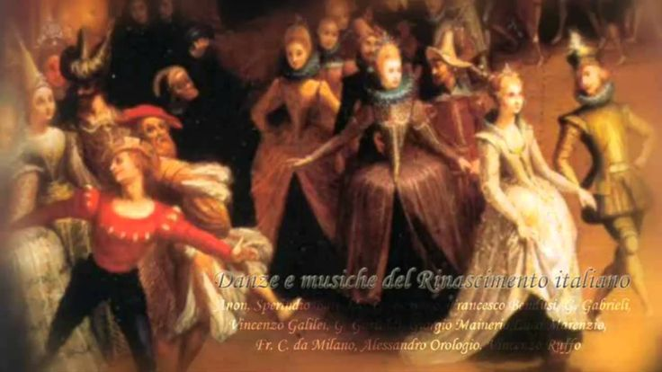 renaissance and the history of dancing Start studying dance history learn vocabulary, terms, and more with flashcards secular dances in the middle ages and renaissance sprang from sacred dance.