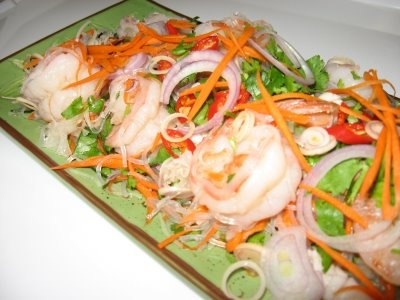 Shrimp & Squid Salad | SALAD`S | Pinterest