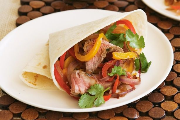 Beef fajitas   Food & Recipes   Pinterest
