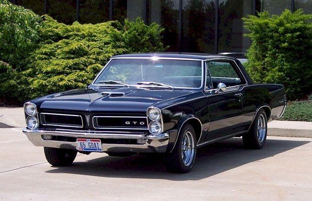 bags sale online 1965 Pontiac GTO  My ALIST