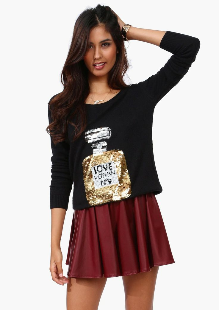 Love Potion Sweater | ...