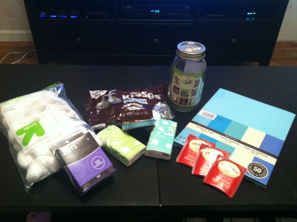 First day survival kit | PTO | Pinterest