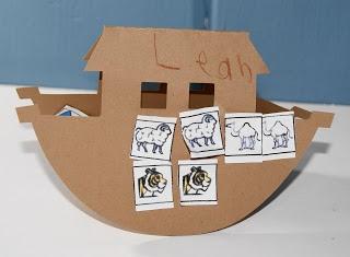 Noah's Ark Crafts