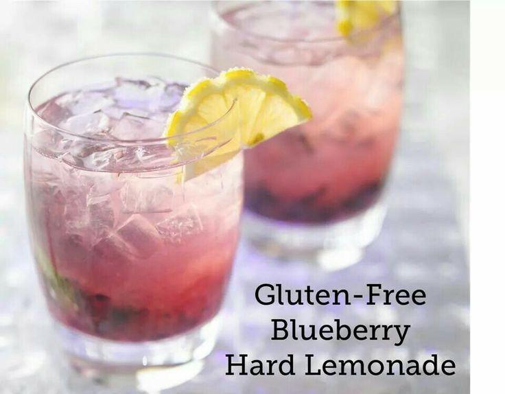 Blueberry Hard Lemonade | SipaRu? | Pinterest
