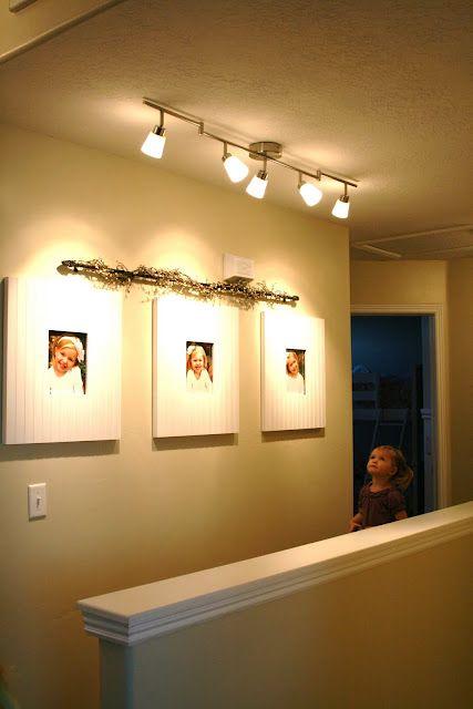40 ikea track lighting for dark hallway office design. Black Bedroom Furniture Sets. Home Design Ideas