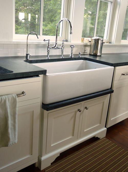 farmhouse sink shaw Kitchen ideas