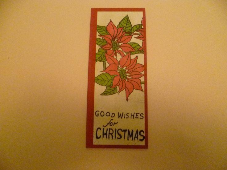 Christmas tag hand made cards tags etc pinterest for Christmas tags on pinterest