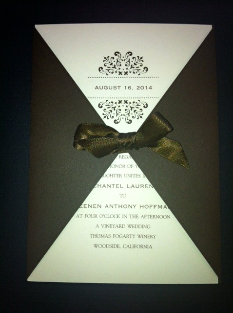 Wedding Invitation | Invitations-Custom | Pinterest