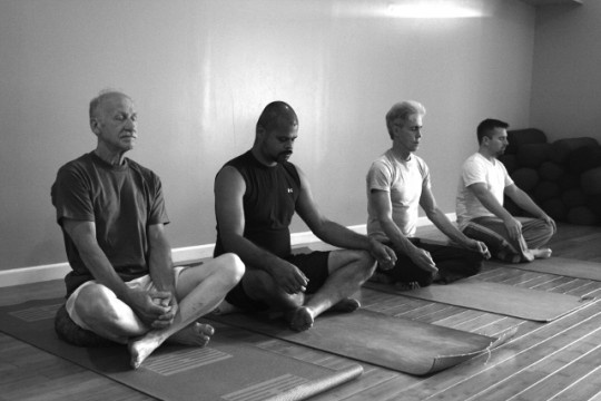 Veterans Yoga Project