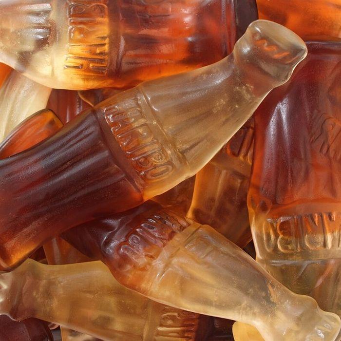 gummy bottles