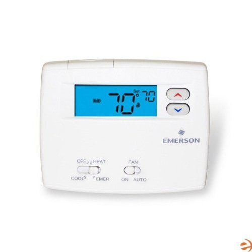 Heat Pump  White Rodgers Heat Pump Thermostat