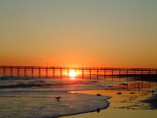 Sunset Beach North Carolina Sand And Sea Pinterest