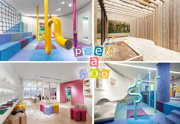 Modern Daycare Center Kindy Ideas Pinterest