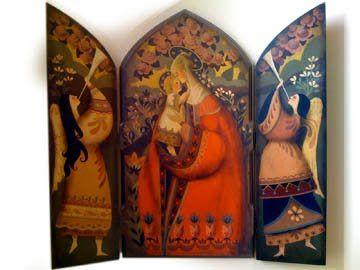 Joyce Howard Folk Art