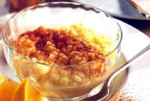 In this Portuguese Rice Pudding Recipe, you can also use creamy soy ...