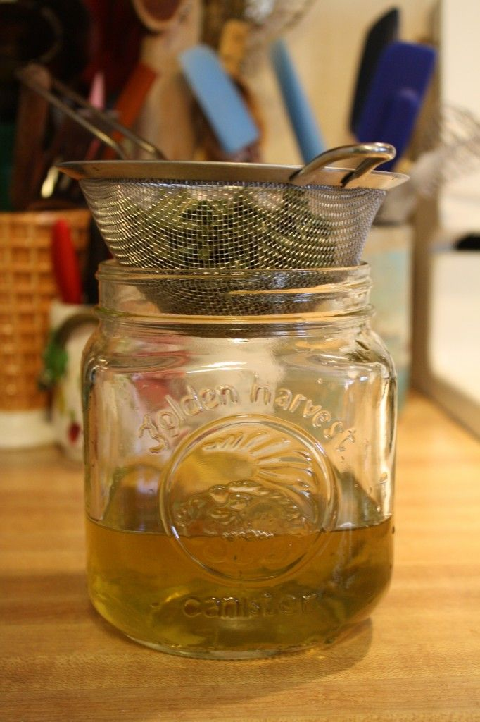Lovage Simple Syrup Recipes — Dishmaps