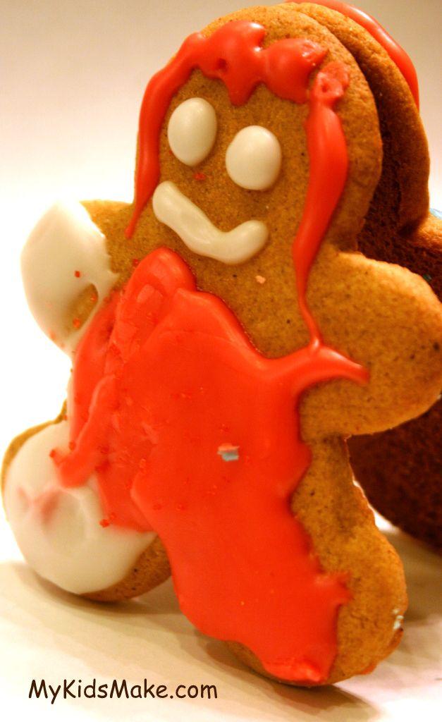 Gluten Free gingerbread men cookies | gluten free/dairy free | Pinter ...
