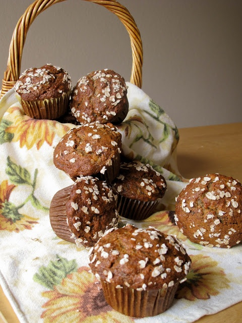 Ginger & Garlic: Banana Nut Muffins | PumpkinS, FaLL, & LeaveS | Pint...